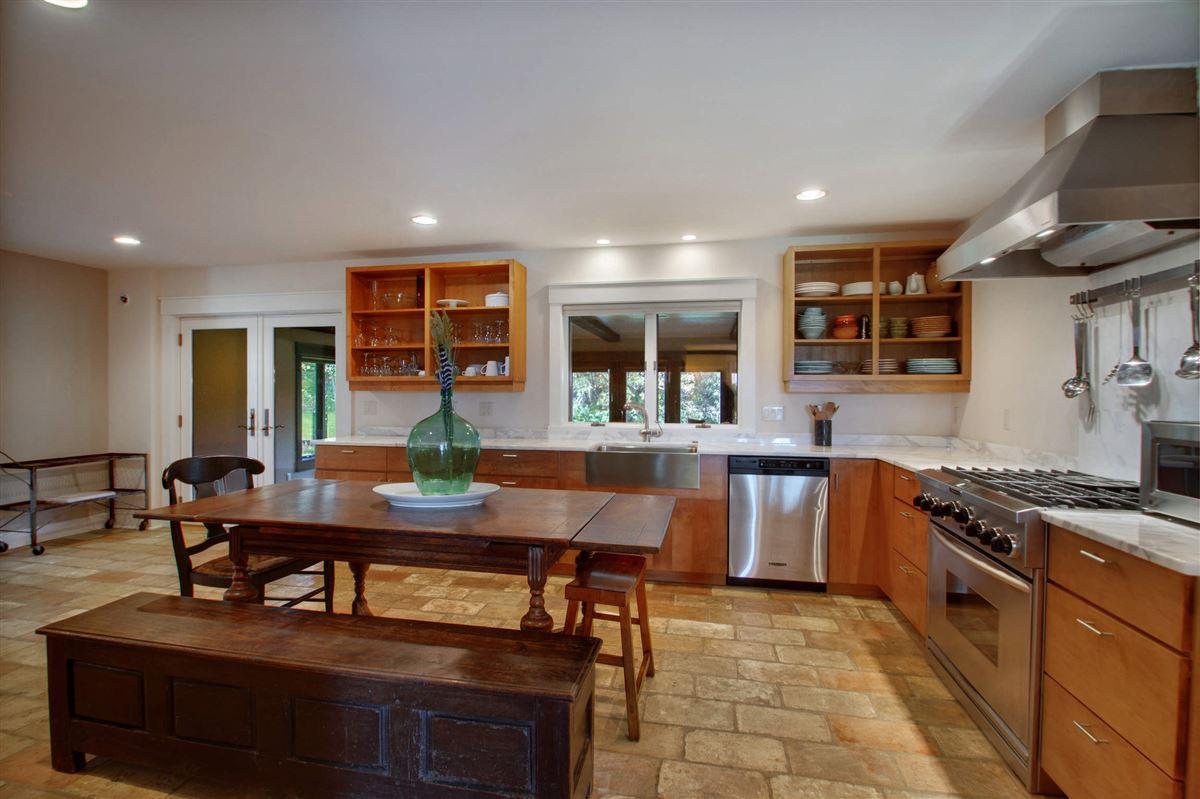 Luxury real estate Enchanting woodland estate