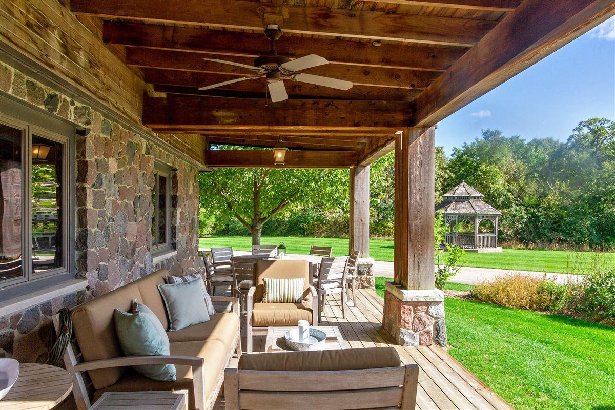 Enchanting woodland estate luxury homes