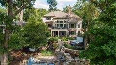 St. Charles most private, sought after street mansions
