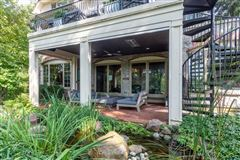 Luxury homes St. Charles most private, sought after street