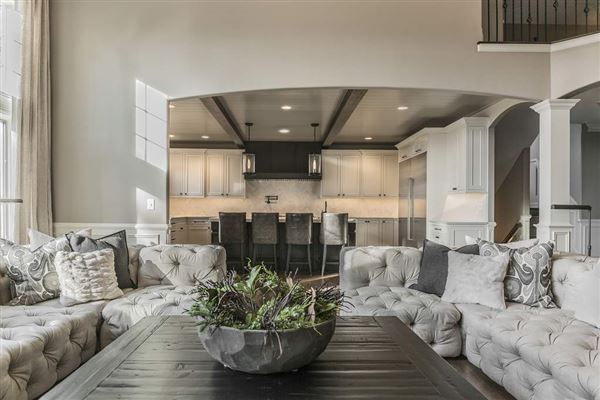 St. Charles most private, sought after street luxury homes
