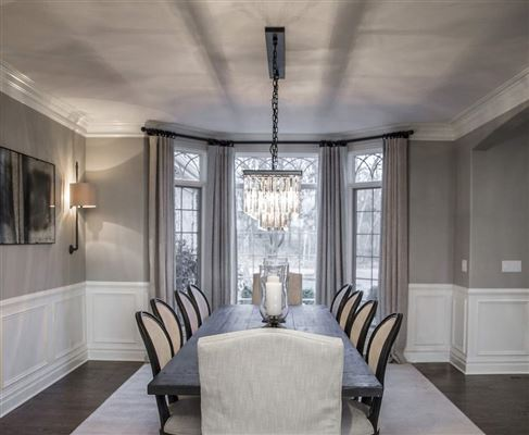 St. Charles most private, sought after street luxury properties