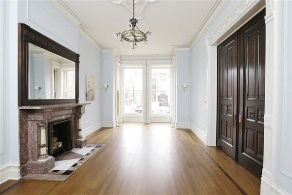 Luxury properties expertly restored circa 1883 home