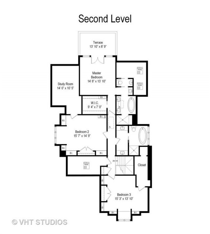 Luxury homes in prime East Wilmette home