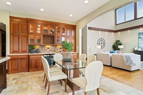 wonderful home in Cress Creek luxury real estate
