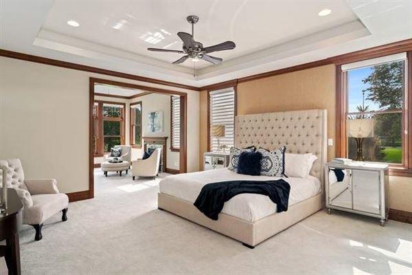 Luxury homes in wonderful home in Cress Creek