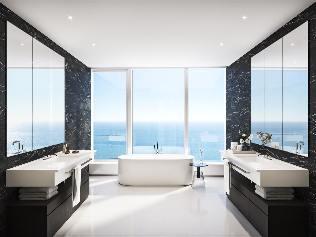 Luxury real estate The Journey of Beauty Starts at 1000M