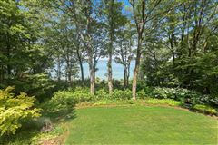 Luxury real estate unobstructed lake front property
