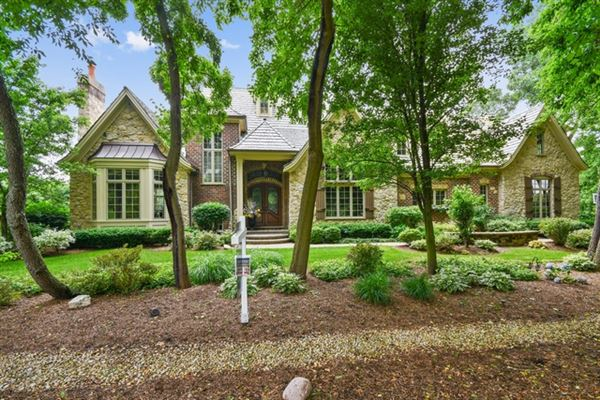Unrivaled Custom Home In Desirable Gold Coast Illinois Luxury