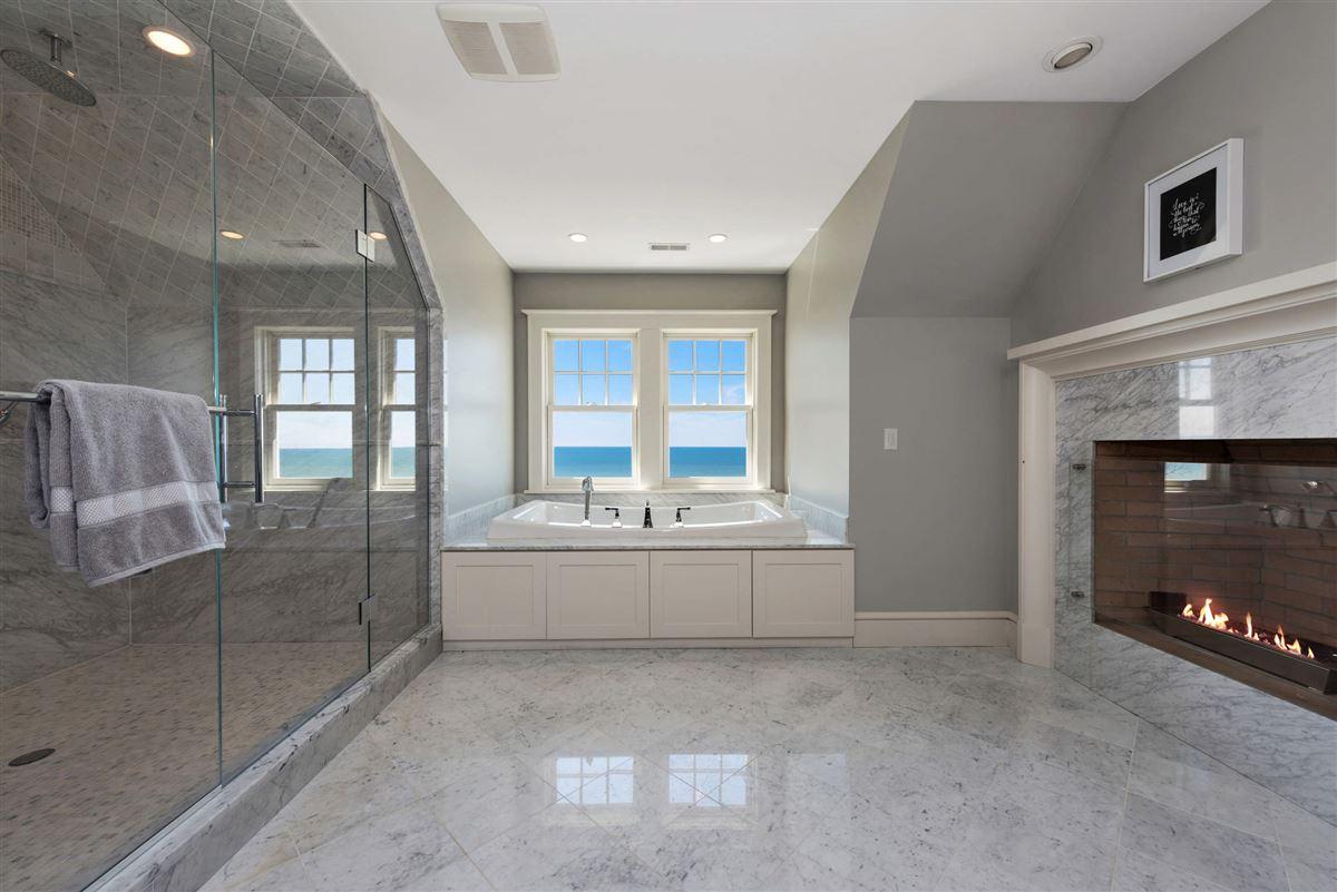 Luxury homes in Stunning Lake Michigan Hamptons Style home