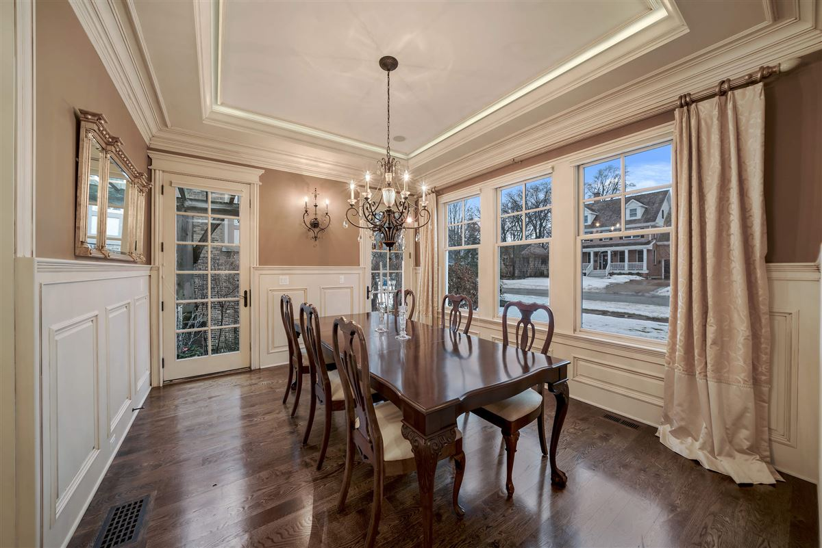 Luxury properties Exceptional hinsdale luxury home