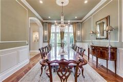 home on the lake in East Highland Park luxury properties