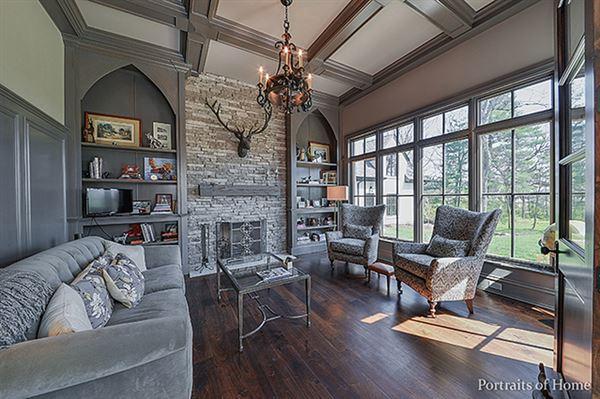 Luxury real estate extraordinary custom designed home