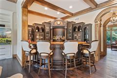 Luxury real estate masterfully renovated avondale home