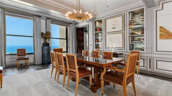 Luxury properties Full-floor Art Deco masterpiece