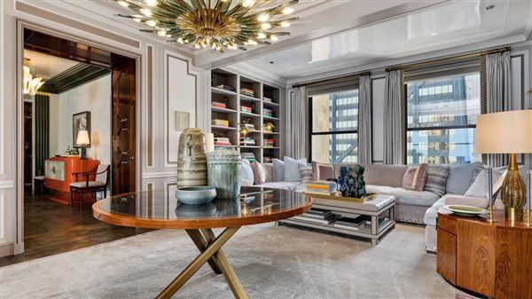 Mansions Full-floor Art Deco masterpiece