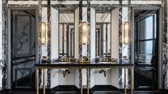 Full-floor Art Deco masterpiece mansions