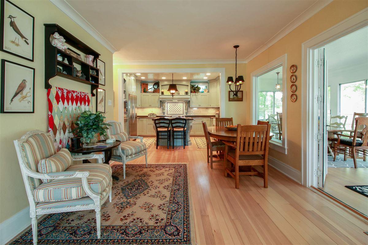 a Rare estate on Lake Elizabeth luxury homes