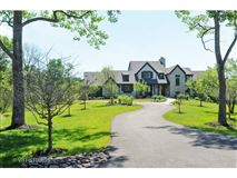 new construction on five acres luxury homes