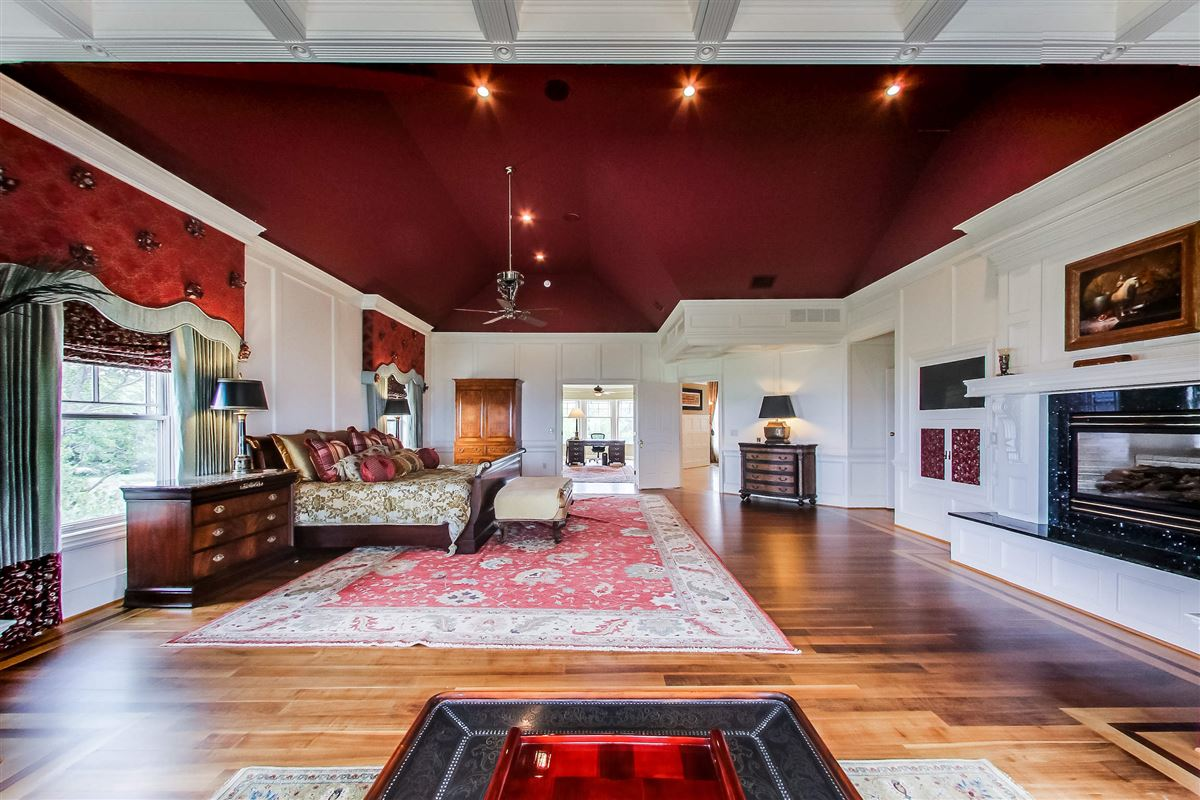 Magnificent residence with expansive views luxury real estate