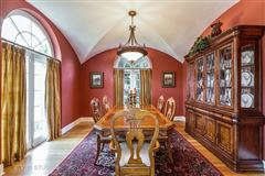 Stately brick Colonial for rent luxury homes