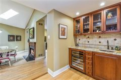 Stately brick Colonial for rent luxury real estate