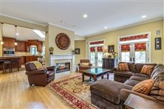 Stately brick Colonial for rent luxury properties