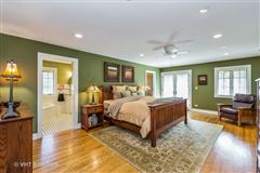Luxury homes in Stately brick Colonial for rent