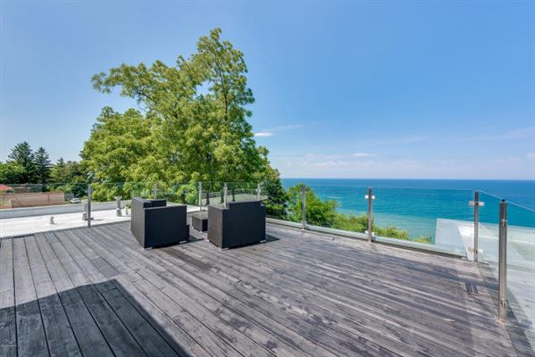 Stylish Lake Michigan home with spectacular views luxury properties