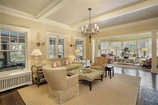 Luxury homes remarkable home in East Kenilworth