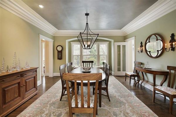 remarkable home in East Kenilworth luxury real estate