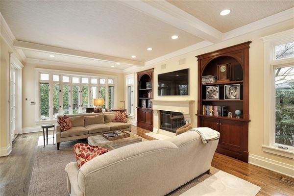 Luxury homes in remarkable home in East Kenilworth