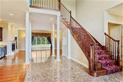 SPECTACULAR White Oak Estates custom home luxury homes