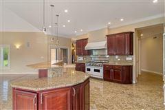 SPECTACULAR White Oak Estates custom home luxury real estate