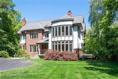 Luxury homes in lovely home includes 2 fireplaces and a large yard