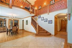 Mansions in lovely home includes 2 fireplaces and a large yard