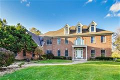 all brick rental home on four acres mansions
