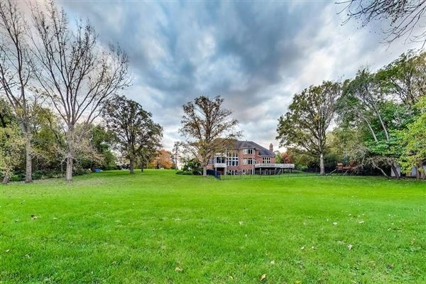 Luxury homes in all brick rental home on four acres
