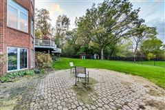 all brick rental home on four acres luxury real estate