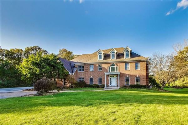 Luxury properties all brick rental home on four acres
