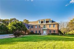 all brick rental home on four acres luxury homes