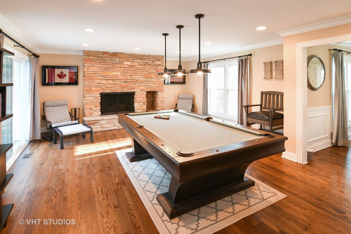 beautiful home includes a backyard and new patio luxury real estate