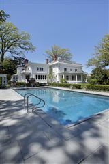 Luxury real estate spectacular residence sited among fabulous grounds