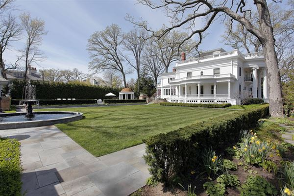 stately classical revival home luxury real estate