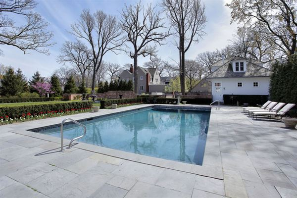 Luxury properties stately classical revival home
