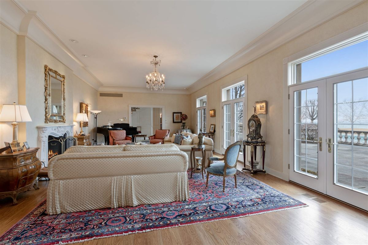 magnificent 12-plus acre lake michigan estate luxury properties