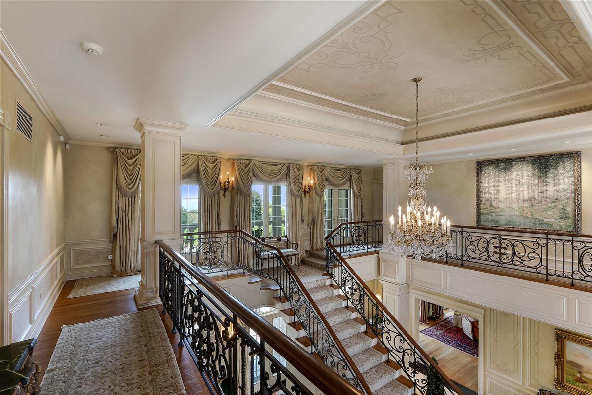 Luxury properties magnificent 12-plus acre lake michigan estate
