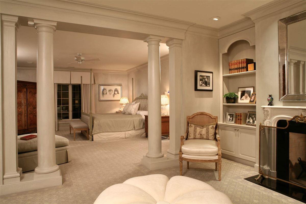 Mansions magnificent 12-plus acre lake michigan estate