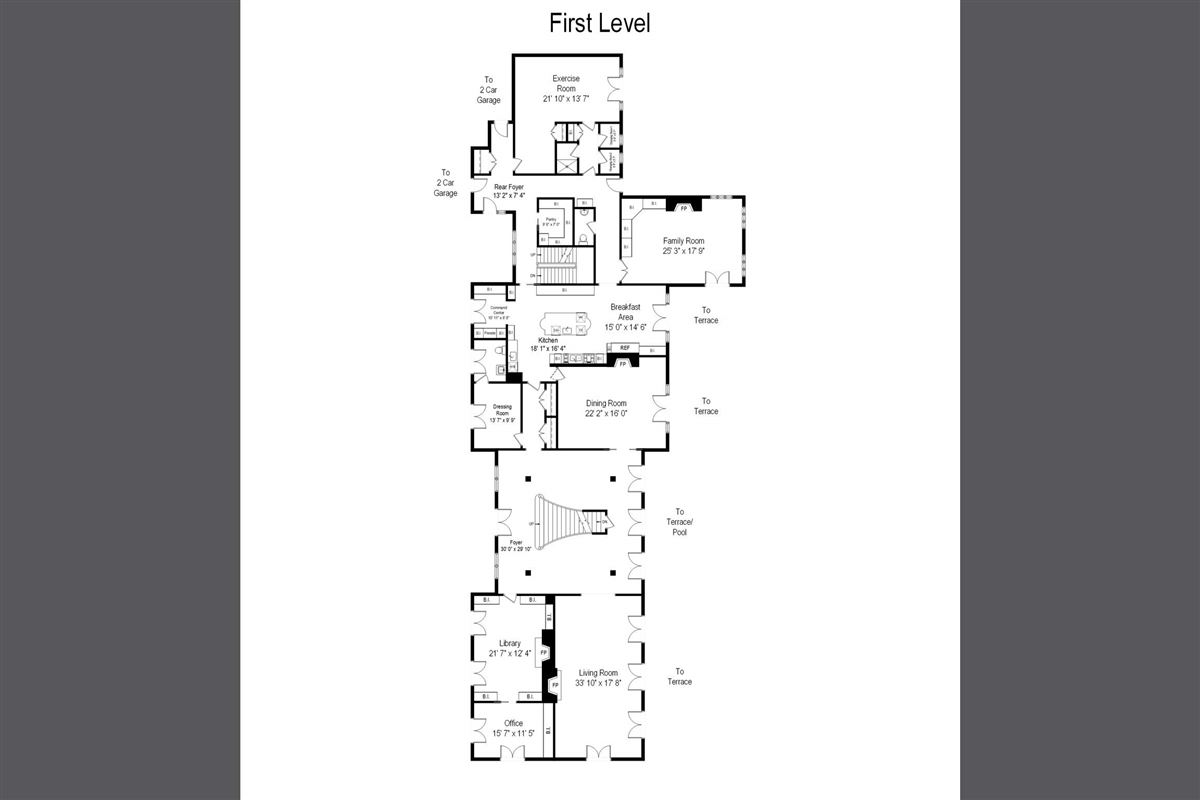 Luxury homes in magnificent 12-plus acre lake michigan estate