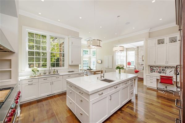 Luxury homes in truly impeccable custom home